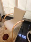 Stuhl Seniorenstuhl Stoff bequem